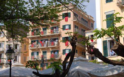 Easter celebrations in Corfu