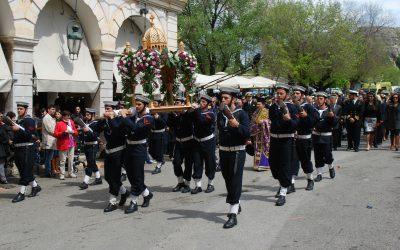 Corfu Easter – Good Friday Celebrations