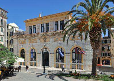 corfu-town-hall