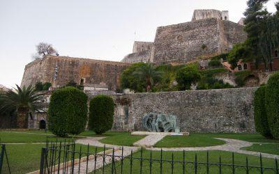 Corfu Island – New Fortress