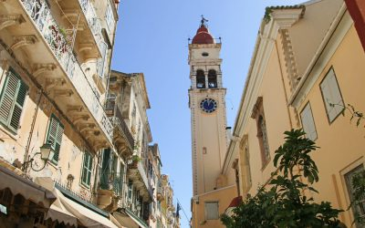 Corfu: August, 11th Celebrations
