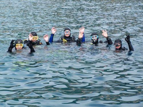 Achilleon Diving Center, Paleokastritsa