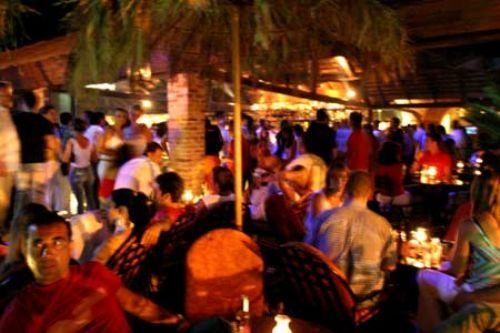 EDEM Beach Club, Dassia, Corfu