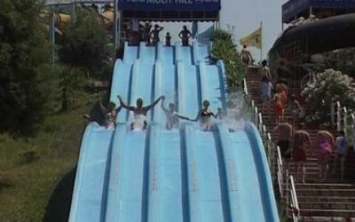 AQUALAND WATERPARK CORFU (The Official Video)