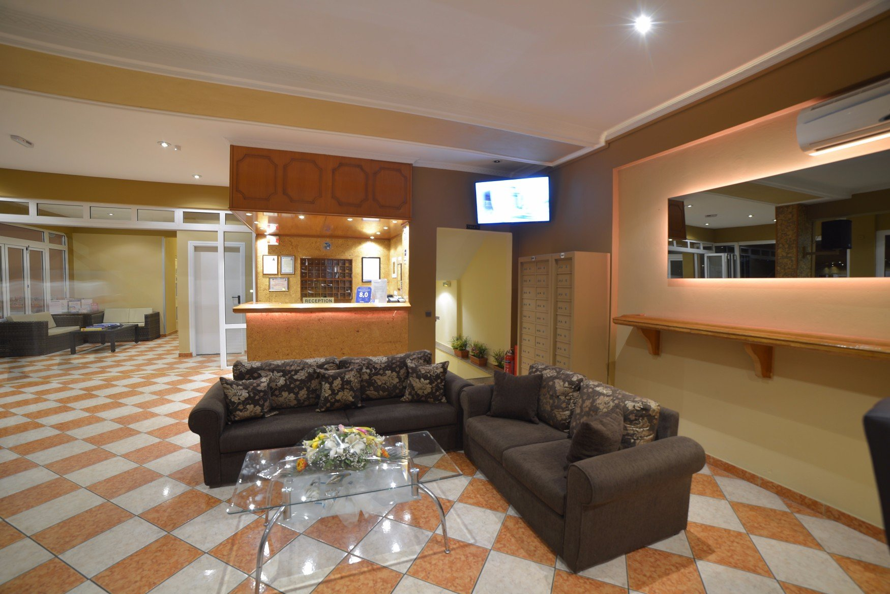 angelina-hotel-sidari-corfu-lobby-area