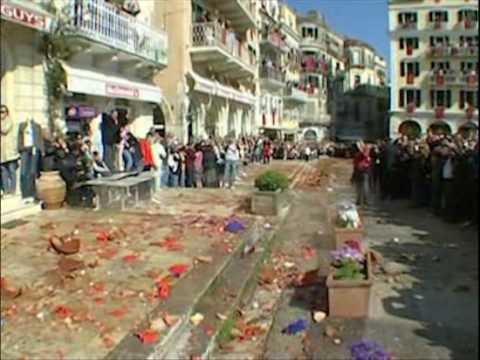 Corfu Easter