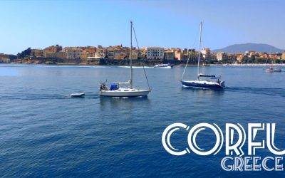 Corfu Greece Video