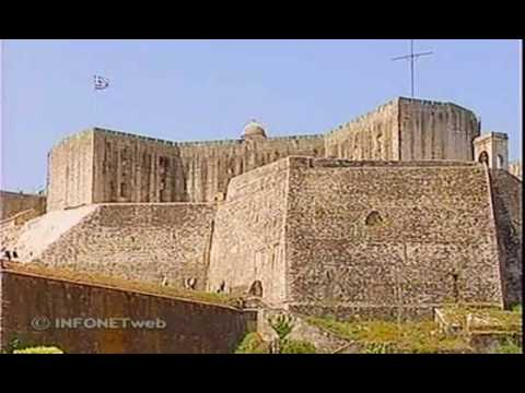 Corfu-Greece.com presents Corfu Town, new Fortress