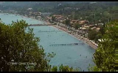 Corfu-Greece.com presents Ipsos Beach