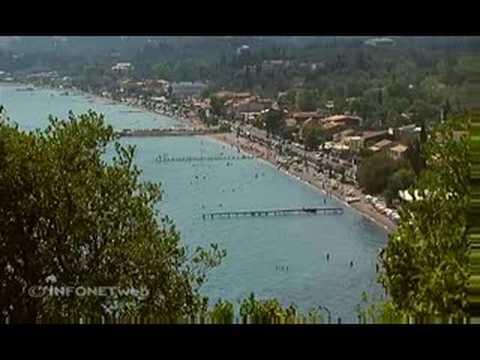 Corfu-Greece.com presents Ipsos Beach