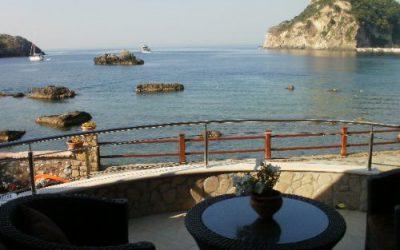 Villa Yannis On The Beach, Paleokastritsa, Corfu