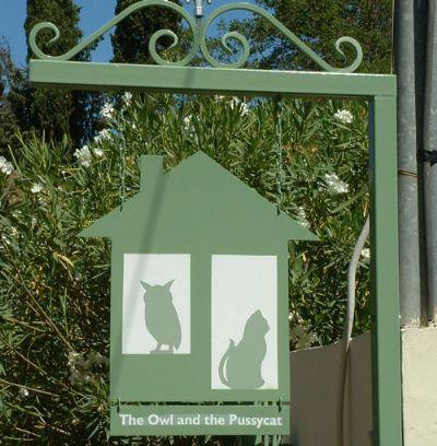 The Owl & The Pussycat, Gouvia, Corfu