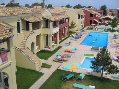 Sellas Hotel, Sidari, Corfu