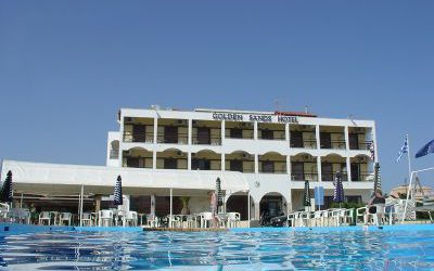 Golden Sands Hotel, Agios Georgios (Argyrades)