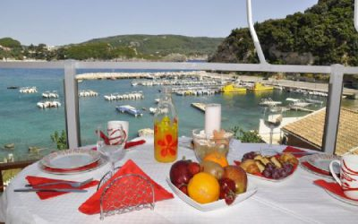 Tango Apartments On The Beach, Paleokastritsa