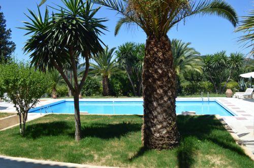 The Palm Garden Villa, Ermones, Corfu