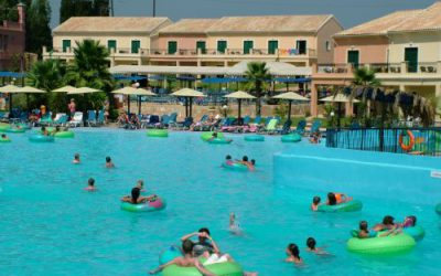 Aqualand Resort, Agios Ioannis (Parelion)