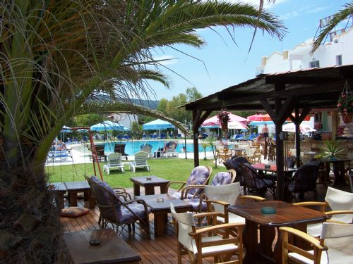 Ninos On The Beach, Roda, Corfu