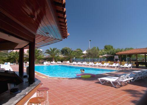 San Marina Hotel, Kavos, Corfu