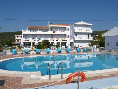 Margarita Beach Hotel, Moraitika, Corfu