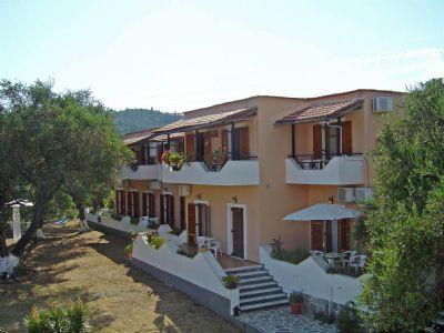 Reggis Apartments, Dassia, Corfu