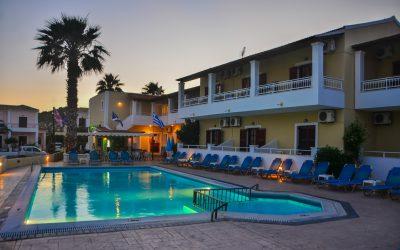 Hotel Club Maria, Sidari Corfu