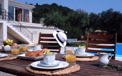 Luxury Villa Crystal, Corfu