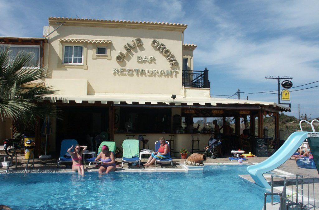Olive Grove Hotel, Sidari Corfu