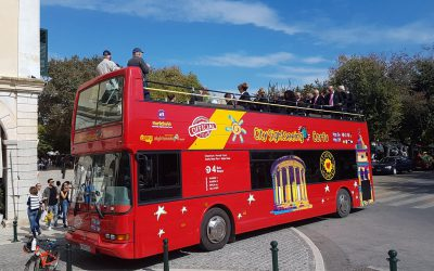 Corfu City Sightseeing