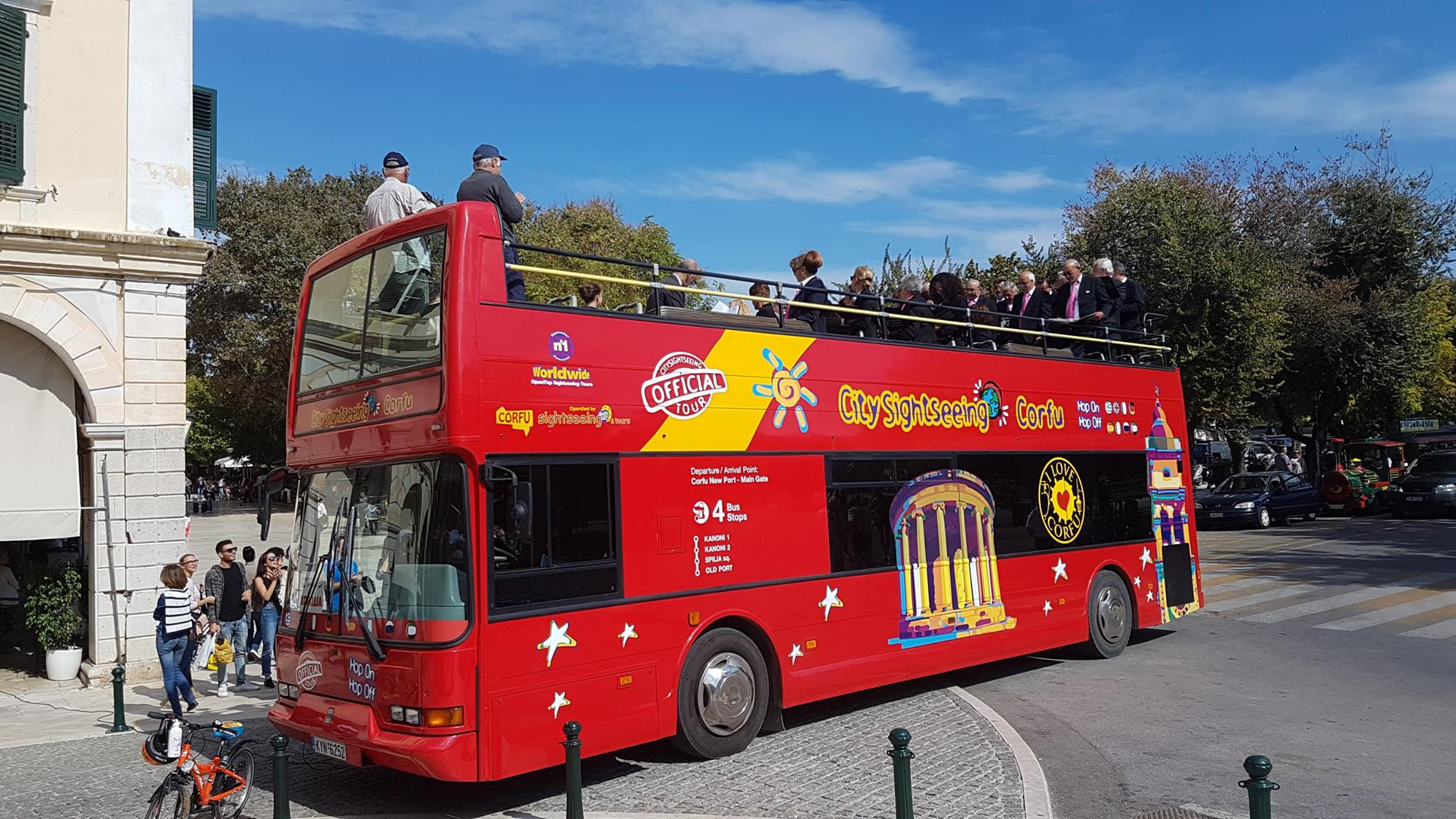 Corfu City Sightseeing - Your easy guide to the best tour in Corfu ...