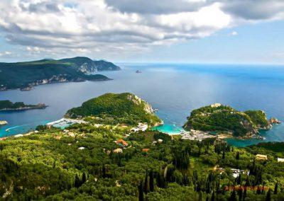 Pelaokastritsa Corfu
