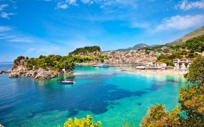 Daily Cruise to Blue Lagoon-Parga