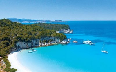 Daily Cruise to Paxos – Antipaxos
