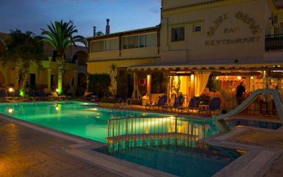 Olive Grove Hotel, Sidari