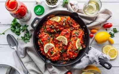 Corfu Traditional Recipes: Bourdeto
