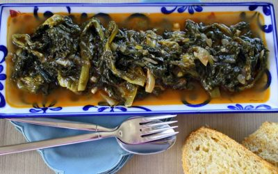 Corfu Traditional Recipes: Tsigareli
