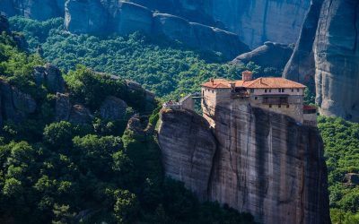 Meteora – Greek Mainland