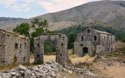 Old Perithia – Kassiopi