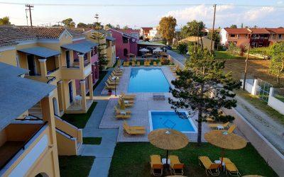 Sellas Hotel, Sidari
